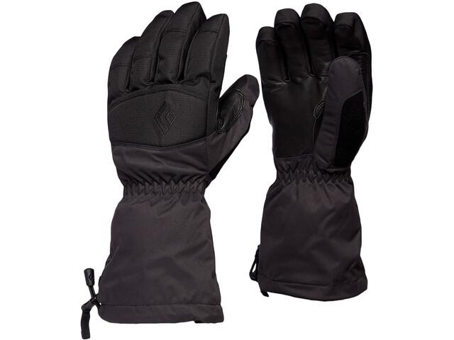 Black Diamond Recon Gloves, negro